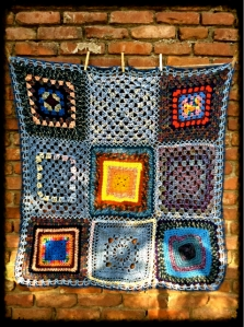 Blue Prayer Blanket CareSquare