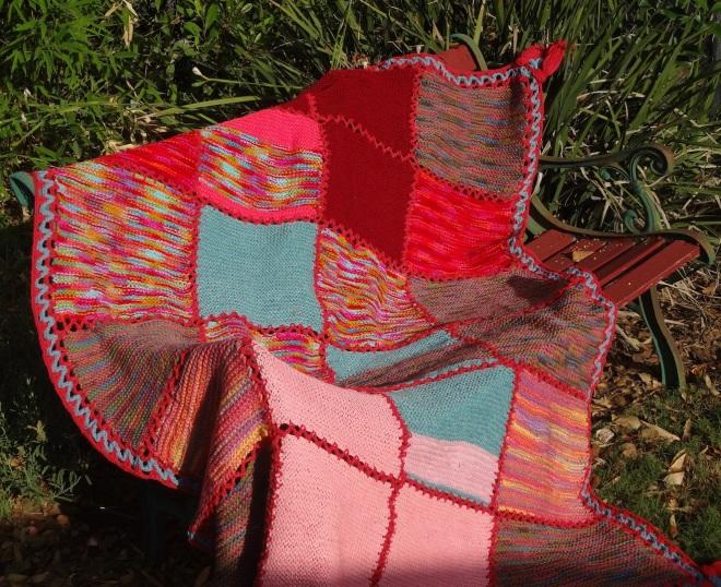 Prototypes Blanket Bench copy