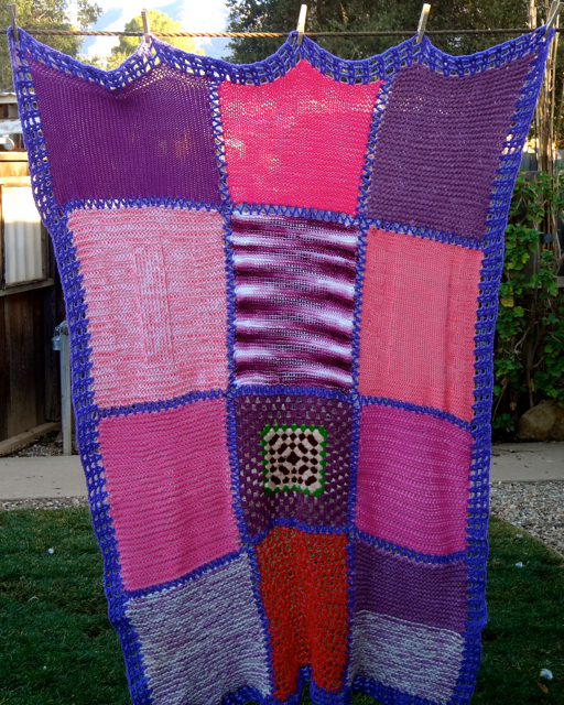 "The Blanket"" – Knitting in Recovery – One Stitch at a Time"
