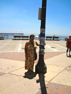 Charmaine and Pole