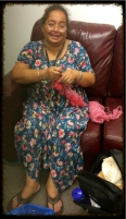 Charmaine Knitting
