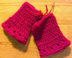Pink Cuffs Ladonna