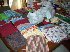 Washcloth Inventory