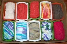 Washcloth Loafs