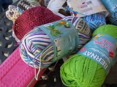 Washcloth Yarn