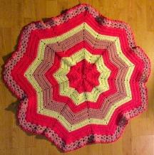 pink-round-blanket