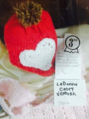 Original hat pattern by LaDonna