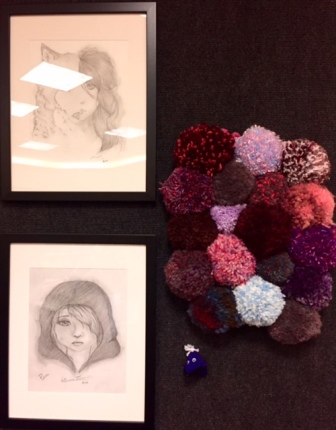 Amazing drawings from one of our talented clients at House of Hope.