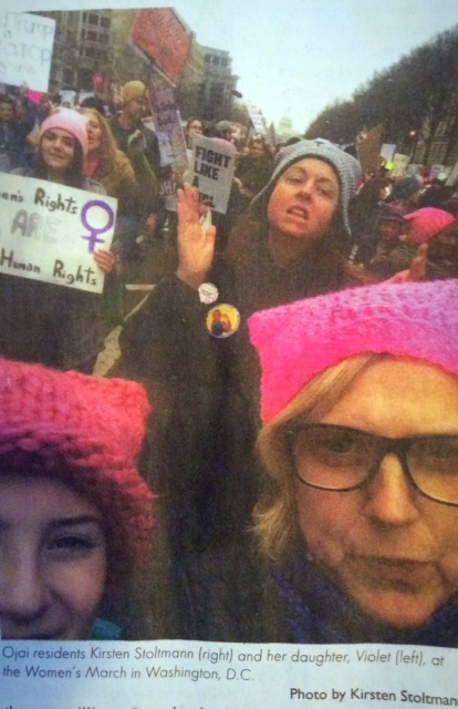 Pussyhats for Women's March