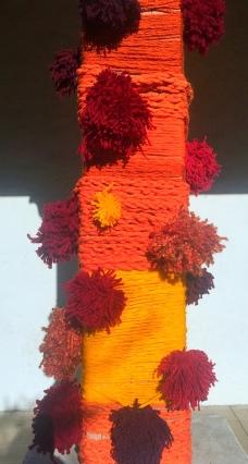 Orange Pole Chaparral