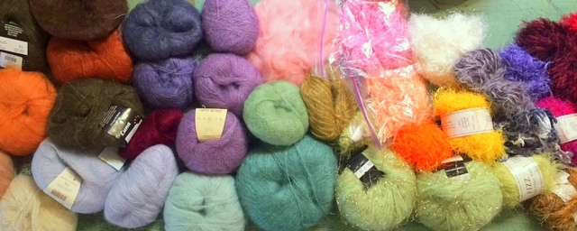 Donation from Twist Yarns of Intrigue